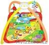 Детский развивающий коврик тигренок 34296