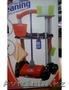Детский игровой набор уборка с щеткой пылесосом 46255