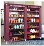 Полка шкаф для обуви 6 ярусов на 2 ряда органайзер 46332  - Изображение #4, Объявление #1301032