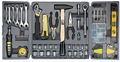 Набор инструментов 135 ед Topex 38D215