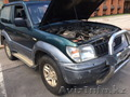 - Toyota Land Cruiser Prado  150,  120,  95,  90 АВТОЗАПЧАСТИ