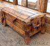 Изготовление сундуков из массива дерева