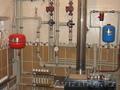 проектирование,  монтаж современных систем отопления.