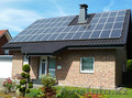 монтаж солнечных панелей,  электростанций.