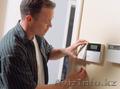 Монтаж систем сигнализации и видеонаблюдения