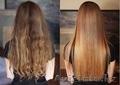Ламинирование и кератиновое выпрямление волос с выездом на дом