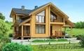 Строительство деревянных, экологически чистых домов , Объявление #1477755