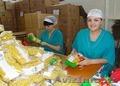На макаронный завод в Польше нужны рабочие