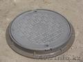 Люк чугунный, тип-Л, круглый, ГТС , Объявление #1492670