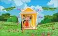 Детские игровые домики в Алматы - Изображение #2, Объявление #1485553
