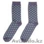 Носки Stars — Grey/Green — Socks'N'Roll, Объявление #1494556