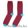 Модные цветные стильные мужские носки , Объявление #1500535