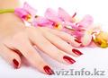 Наращивание ногтей с выездом к вам на дом Алматы запись по тел 8 702 111 30 25