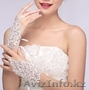 Свадебные перчатки с вышивкой - Изображение #2, Объявление #1509360