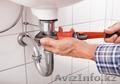 Сантехнические работы в Алматы (водопровод,  отопление,  канализация)