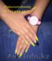 Качественное наращивание ногтей акрилом