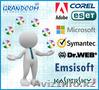 Программное обеспечение: Microsoft/ESET/office365и2016