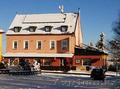 Горный отель и ресторан рядом с Теплице Чехия, Объявление #1559935