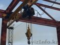 Тельфер электрический Болгария г/п-2тн,Н-6-36м  - Изображение #3, Объявление #1563825