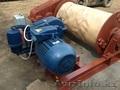 Лебедка маневровая электрическая г/п 5 тонн ЛМ-5 с тросом
