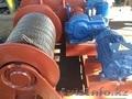 Лебедка маневровая электрическая г/п 3,2 тонны ЛМ-3,2 с тросом - Изображение #3, Объявление #1563788