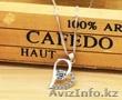 Продам серебряный ювелирные набор - Серьги + Ожерелье (Heart) - Изображение #2, Объявление #1562879