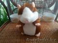 Продам плюшевую НАНО игрушку - говорящий хомяк Wooddy - Изображение #3, Объявление #1572595