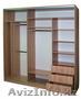 Шкафы для спальни, Наличие зеркала - Изображение #8, Объявление #1577110