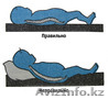 Авторский матрас-наматрасник ортопедический безпружин для больных спин - Изображение #3, Объявление #1576243