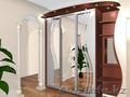 Шкафы для спальни, Наличие зеркала - Изображение #6, Объявление #1577110