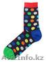Модные стильные цветные носки для школы, Объявление #1579813