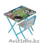 """Набор мебели стол+стул Дэми """"№1"""", (голубой, Далматинцы) - Изображение #2, Объявление #1585741"""