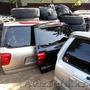 запчасти на Toyota Siquoia