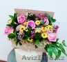 Доставка цветов,создание авторских букетов и композиций,услуги флорист - Изображение #4, Объявление #1584793