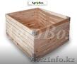 Деревянные контейнеры (ящики для яблок)