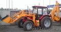 Экскаватор-погрузчик Амкодор-702ЕА-01 на тракторе Беларус-92П - Изображение #2, Объявление #1588285