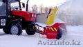 Снегоочиститель тракторный СТ-1500 к МТЗ-320 - Изображение #3, Объявление #1588243
