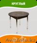 Кухонные столы, стулья и табуреты оптом из Ульяновска от производителя. Хром - Изображение #3, Объявление #1586894
