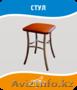 Кухонные столы, стулья и табуреты оптом из Ульяновска от производителя. Хром - Изображение #10, Объявление #1586894