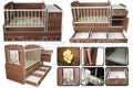 Кроватка-трансформер Glamvers COMFORT PLUS - Изображение #3, Объявление #1589166