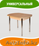 Кухонные столы, стулья и табуреты оптом из Ульяновска от производителя. Хром - Изображение #5, Объявление #1586894