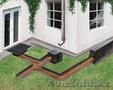 Монтаж систем водоотведения и дренажной канализации.