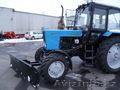 Отвал снежный ОС-2, 4 для трактора МТЗ-82.1