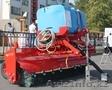 Щеточное оборудование ZKT с cистемой орошения и с гидравлическим изменением угла, Объявление #1592735