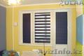 Вертикальные жалюзи от 1850 тг, рулонные шторы, римские шторы, рольставни, Объявление #1606804