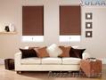 Римские шторы, жалюзи, ролл-шторы, бамбуковые полотна - Изображение #3, Объявление #1609609