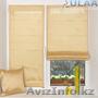 Бамбуковые полотна, жалюзи, рулонные и римские шторы - Изображение #4, Объявление #1612315