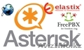 IP PBX Asterisk (АТС Астериск) Elastix, FreePBX, FreeSWITCH. Установка, настройк, Объявление #1613728