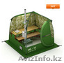 Продажа всепогодных палаток, мобильных бань, печей с доставкой по всему Казахста, Объявление #1613375