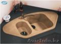 Кухонные мойки из искусственного камня POLYGRAN F–14